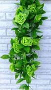 Silk Ivy Garland