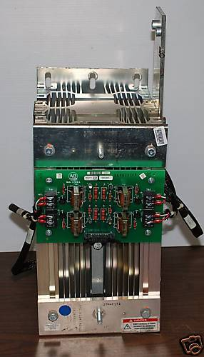Allen Bradley 1395161485 SCR Regenerative Drive M003397826 161489 Rev 05