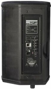 Yorkville mx25p powered speakers with ns200p powered subs