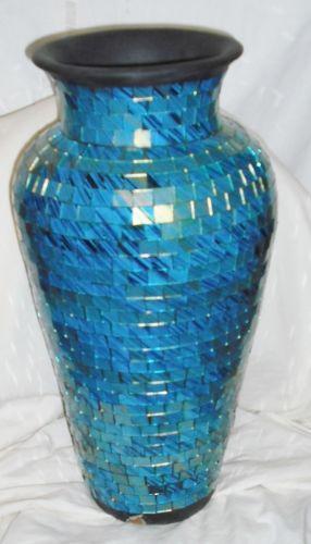 Mosaic Vase Ebay