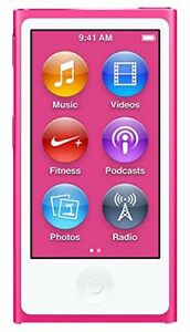 iPod nano 7th Generation 16GB Product PINK Edition