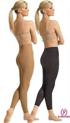 Eurotard Adult & Plus Size Footless Dance Tights Footless Adult Tights