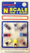 N Scale Automobiles