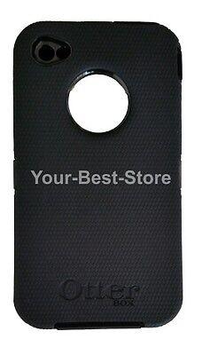 Otterbox Defender Produktserie Schutzhülle für Iphone 4/4S - Schwarz