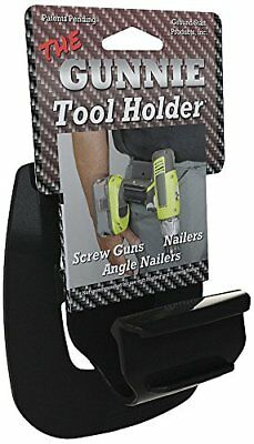 Drill Hook, Best Tool Belt Hook, The Gunnie Tool Holder! Made in the