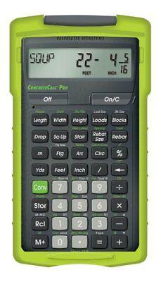 Calculator - Fast & Accurate Calculations for Square Ups Loads Rebar Volume Etc