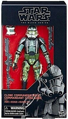 "Star Wars Black Series 6"" Commander Gree Action Figure"