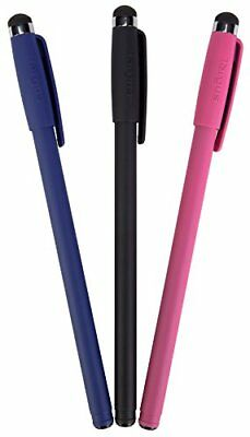 Stylus And Pen Blue Red Black