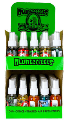 50 Blunt Effects/ Blunt Power Concentrated Air Freshener Spray -High Powered Air Fresheners