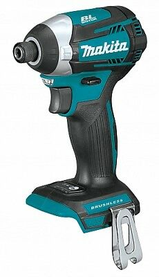 Makita Xdt14z 18v Lxt Li-ion Brushless Cordless Quick Shift 14 Impact Driver