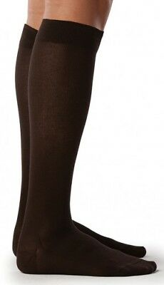 Sigvaris Sea Island Cotton 20-30 mmHg Calf High Compression Socks for Woen 222C