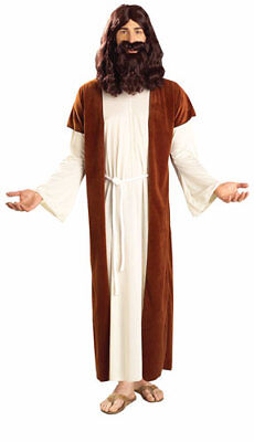 Biblical Jesus Halloween Costume for Adults (Halloween Costumes For Male Adults)
