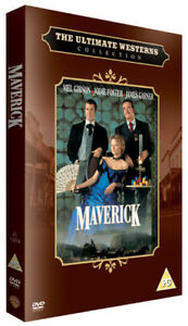 Maverick DVD (2005) Mel Gibson