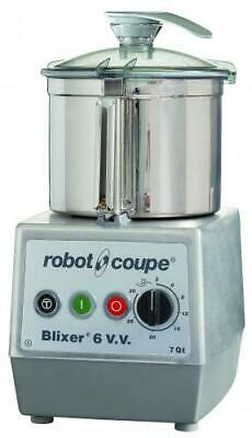 Robot Coupe - Blixer 6 Vv - 7 Qt Variable Speed Blendermixer