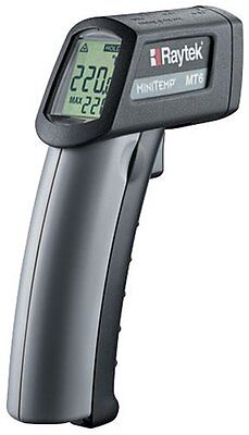 Raytek Mt6uvb Infrared Thermometer Non-contact Wlaser -20 To 932f - Minitemp