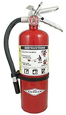 Amerex B500 5lb Abc Dry Chemical Class A B C Fire Extinguisher