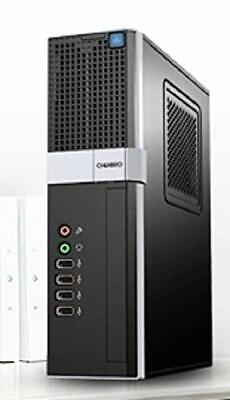 Chenbro - Ultra-Slim Mini - ITX PC-Gehäuse - PC78339 - 4x USB - Netzteil