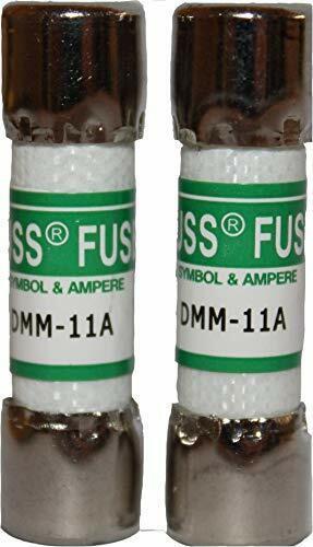 DMM-11A Fluke 803293 Digital Multimeter Fuse (2 Pack) - Fast Shipping