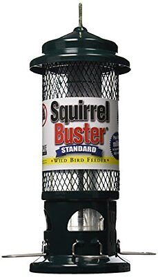 Squirrel Buster Standard Wild Bird Feeder Adjustable Seed Saving Technology New