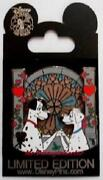 101 Dalmatians Disney Pin