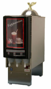 Karma Commercial Three Dispenser Cappuccino Machine