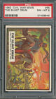 1962 Civil War News PSA Collectable Trading Cards
