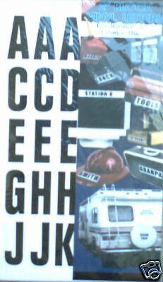 Vinyl block letters 2