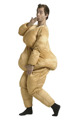 Fat Man Halloween Costume (Fat Suit Costume - Adult Funny Halloween)