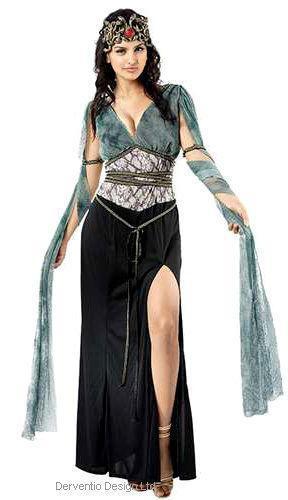 Medusa Snakes Fancy Dress Amp Period Costume Ebay