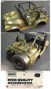 RC Jeep Body