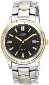 Mens Citizen Watch Two Tone