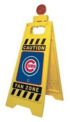 MLB Chicago Cubs, FAN ZONE FLOOR STAND, NEW