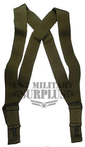 Military Suspenders Ebay