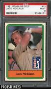1981 Donruss Nicklaus