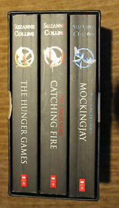 Hunger Games book Set for sale $15 –  King City