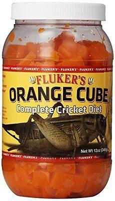 (Fluker's 12 Oz Orange Cube Complete Cricket Diet)