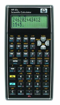 Brand New HP 35S Programmable Scientific Classroom Calculator 14-Digit LCD