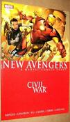 Marvel Civil War Graphic Novel