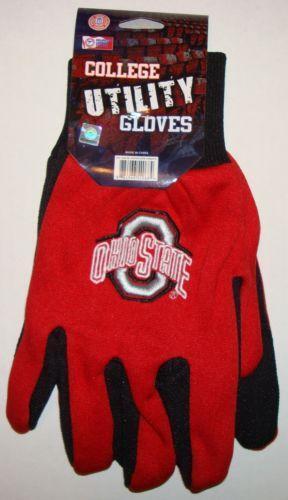 Ohio State Gloves Ebay