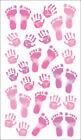 Baby Plastic Scrapbooking Stickers