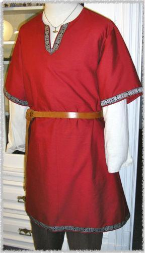 Viking Tunic Costumes Reenactment Theater Ebay
