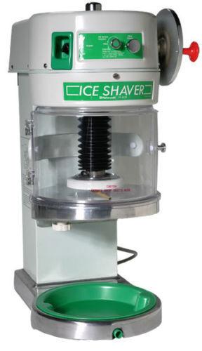 COMMERCIAL ICE SHAVER HATSUYUKI HF-500E BLOCK SHAVED ICE