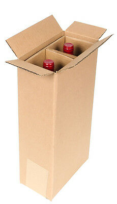 Ss2   2 Bottle Wine Shipping Box Spiritedshipper Com Boxes  Ups   Fedex Approved