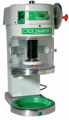 Commercial Ice Shaver Hatsuyuki Hf-500e Block Shaved Ice - Offers Accepted