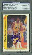 Magic Johnson Autograph