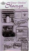 Paris Stamp