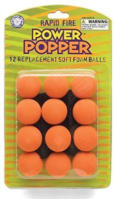 Hog Wild Orange Popper Refill Balls