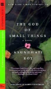 The-God-of-Small-Things-by-Arundhati-Roy-1997-Cassette-Abridged