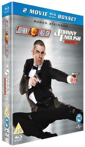 Johnny English/Johnny English Reborn (Box Set) [Blu-ray]