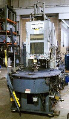 125 Ton Newbury Rotary Injection Molding Machine 91